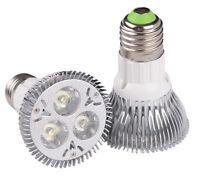 9W LED PAR20 Bright Spotlight Bulb Medium E27 Base Energy Saving Indoor/Outdoor