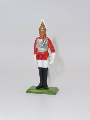 William Britains Metal Lifeguard Trooper Made in England