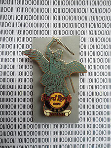 Hard Rock Cafe Rome - Angel Satue with Sword - Local Limited Edition HRC Pin