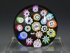 2005 Peter McDougall PMcD Art Glass Mini Paperweight Collectors Association PCA