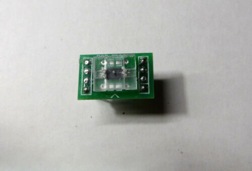 TSSOP8 spring loaded pogo adapter with Guide Cap for EEPROM programming