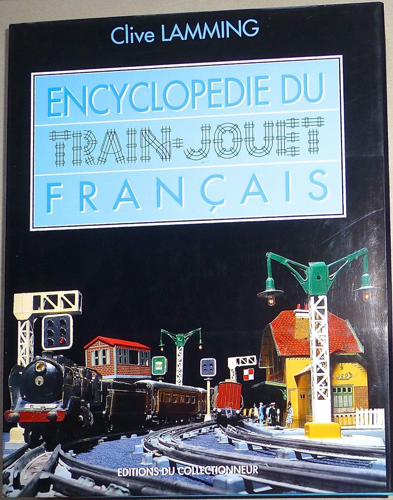 Rileva du Train Jouet Francais Clive Consigho ed. collectionneur hs6 Å *