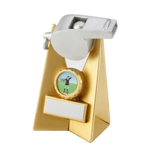 145mm-silver-gold-Whistle-Trophy-RRP-9-50-engraved-and-postage-free