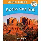 Rocks and Soil by Alice Harman (Paperback, 2014)
