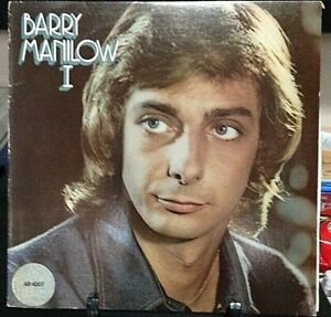BARRY-MANILOW-Barry-Manilow-1-Debut-Album-Released-1973-Vinyl-Record-Collection