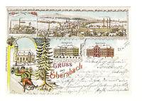 Alte Ansichtskarte Postkarte Ebersbach Hist. Karte Reprod.nicht gelaufen