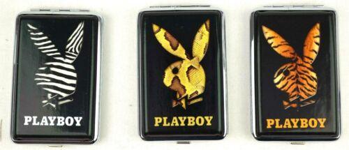 """im /""""Bunny-Design/"""" NEU Etui Q-3 Zigaretten-Etui Box mit schwarzem Untergrund"""