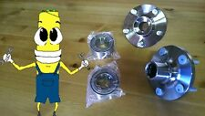 Plymouth Neon Front Wheel Hub and Bearing Kit Assembly 2001-2002 PAIR TWO