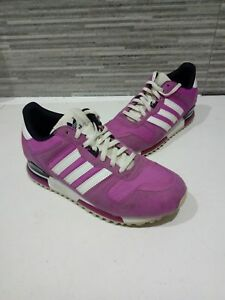 new product 3b287 b02ad ... sale image is loading ladies adidas zx 700 w pink running trainers  9d165 2081e