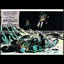 DAN COOPER (ALBERT WEINBERG) APOLLO APPELLE SOYOUZ ! 1969 Pub Publicité Ad #B709