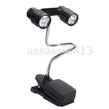 Adjustable 6 LED Flexible Clip Light Outdoor Cooking BBQ Lamp ...