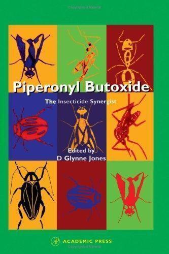 Piperonyl Butoxide by Jones, Denys Glynne -ExLibrary