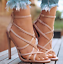 Women-039-s-Elegant-Zipper-Open-Toe-High-Heel-Sandals-Causal-Stilettos-Party-Shoes-Q thumbnail 5