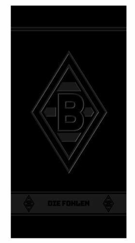 Borussia Mönchengladbach Embossed Handtuch Badetuch Waschtuch Duschtuch 70x140cm