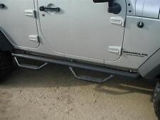 N-FAB Wheel to Wheel Nerf Step Bars 07-17 Jeep Wrangler Unlimited JK 4 Dr J0764