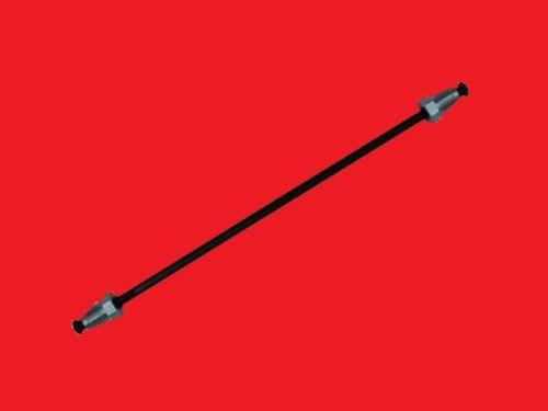 Bremsleitung Nissan Micra 2 K11E 820 mm vom Bremsdruckventil