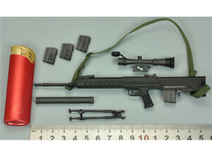 DAMTOYS DAM 78048 1//6 People/'s Liberation Army PLA Special Forces QBU-88 SNIPER