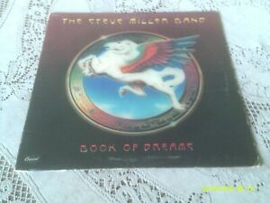 STEVE MILLER BAND. BOOK OF DREAM. CAPITOL. SO-11630. 1977. FIRST US PRESSING.
