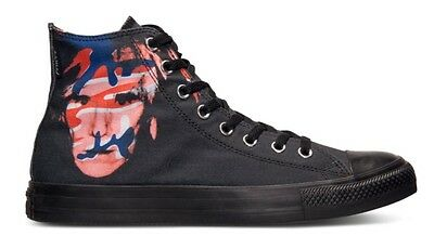 Converse Andy Warhol Limited Edition Chuck Taylor All Star High - Men's 9
