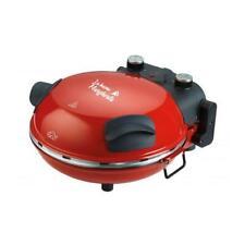DCG Eltronic Fornetto Pizza Maker Timer E Termostato 1200 W MB2300