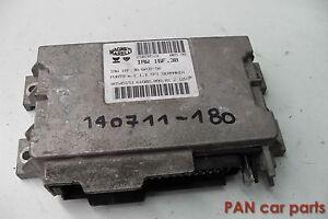 Motor Steuergerät 176-1.1 40kW IAW16F.3B 46545151 Fiat Punto 1 I