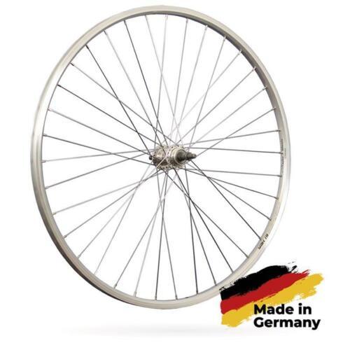 Taylor-Wheels fietswiel 28 inch achterwiel YAK19 roestvrij staal 622-19 zilver