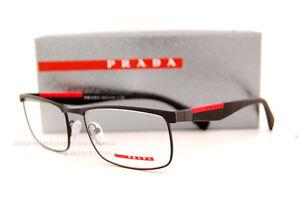 7294d37806bd Brand New Prada Sport Linea Rossa Eyeglass Frames PS 54FV DG0 MATTE ...