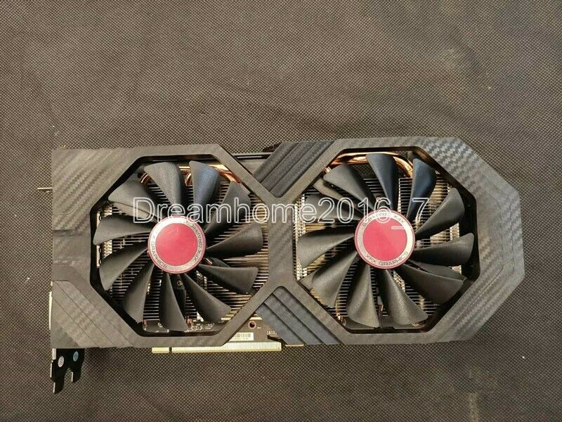 XFX AMD RX590 8GB GDDR5 2304SP Graphics Video Card With DVI HDMI DP Port