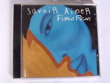 CD Florent Pagny  Savoir aimer