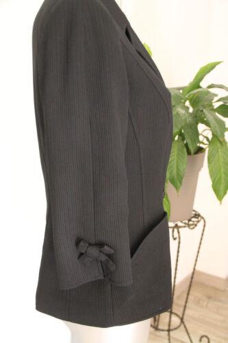 Taglia Jacket 40 4 Mid Pretty Condizione Season Sleeves Mugler 3 Black Nuova 8dpnOZw