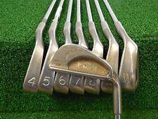 Ping Rail Karsten iii 3-pw iron set zz-lite stiff flex steel Used Rh Irons