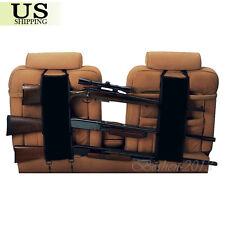 Seat Back Gun Rack Rifle Shotgun Vehicle Car Pickup Truck Hunting Storage Holder