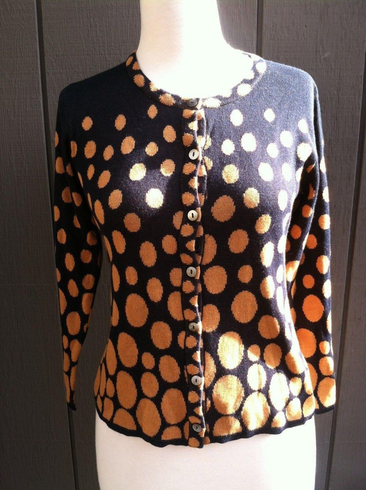Intiwara Pima Cotton Cardigan Size M