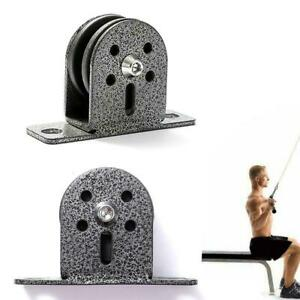 Fitness Stainless Steel Bearing Pulley Load For Lifting Workout Equipment P8Z3