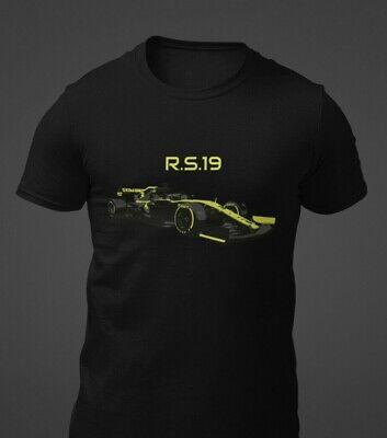 Renault RS Car Men/'s Short Sleeve T-shirt Gift
