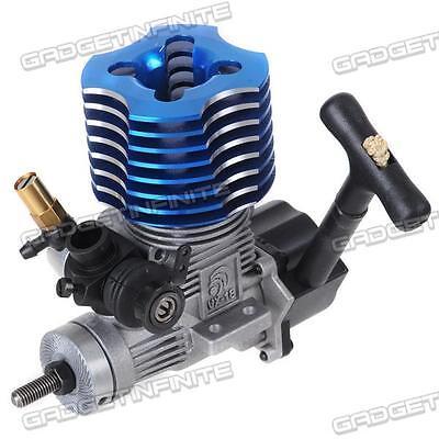 VX18 cxp Nitro Methanol Engine 1/10 HSP Atomic Tyranno Himoto RC Car TruckBuggyi