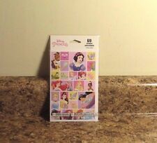 Disney Princess 69 Stickers Free Shipping New Ariel Snow White Belle Cinderella
