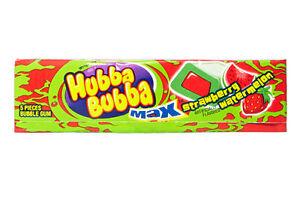 Hubba Bubba Max Strawberry Watermelon 22000000675   eBay