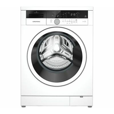 GRUNDIG GWN39430W 9 kg 1400 Spin Washing Machine - White - Currys