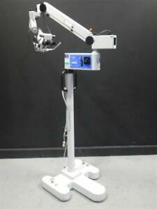 Details about ZEISS OPMI 1 FC ON S21 SURGICAL MICROSCOPE / DENTAL ENT Tested