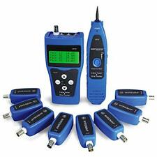 Network Ethernet Lan Phone Wire Tester Usb Coaxial Cable Finder Remote