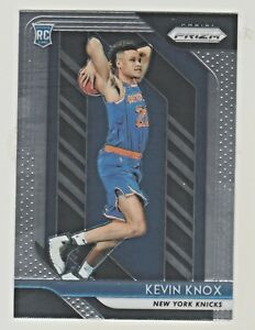 2018-19-Panini-Prizm-217-KEVIN-KNOX-RC-Rookie-New-York-Knicks-QTY-AVAILABLE