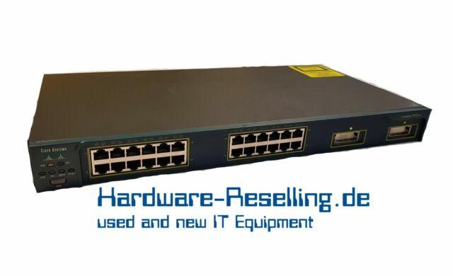 Cisco Catalyseur 2950 WS-C2950G-24-EI Lan 24-Port Fast Ethernet Commutateur