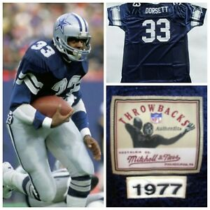 best loved 29813 92e90 Details about Dallas Cowboys - Tony Dorsett - Mitchell & Ness
