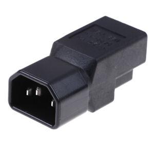 C14-to-Nema-5-15R-PDU-USP-power-adapter-IEC-male-to-US-female-adapter-plug-RF