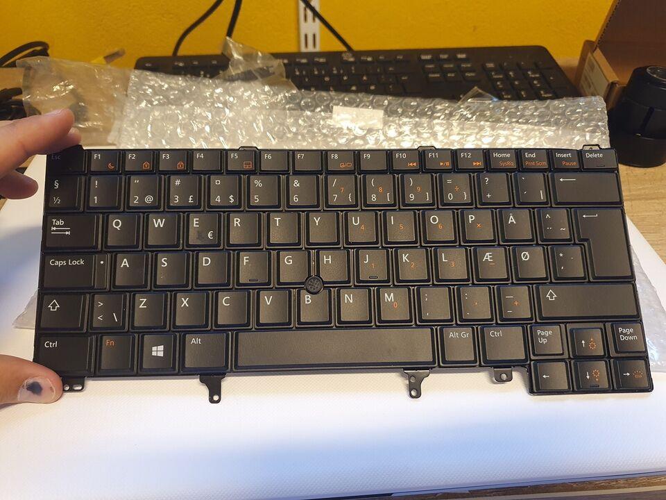Lenovo Keyboards til bærbar, God