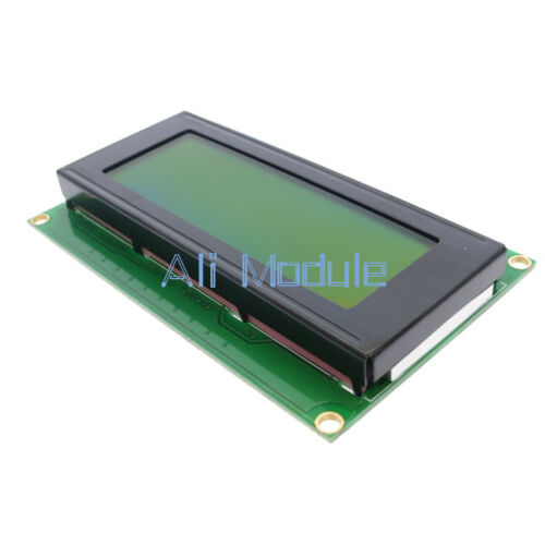 New 2004 LCD Yellow Display Module 20X4 characters 5V for Arduino with HD44780 M