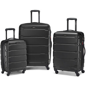 Samsonite Omni Hardside 3 Piece Nested Spinner Luggage Set (20, 24, & 28 Inch)