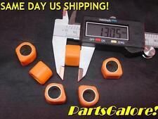Variator Slider Roller Weights 16x13 16mm 13mm 6g 50cc 50 2 & 4 Stroke GY6 Dio