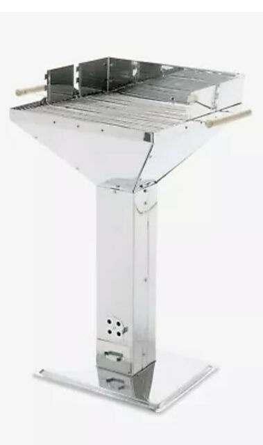 Landmann Barbecue Stainless Steel 65 x 96 x 50 cm Stainless steel, grill surf...